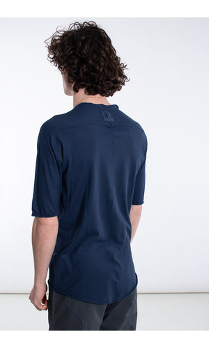 Hannes Roether Hannes Roether T-Shirt / Fjonn / Blauw