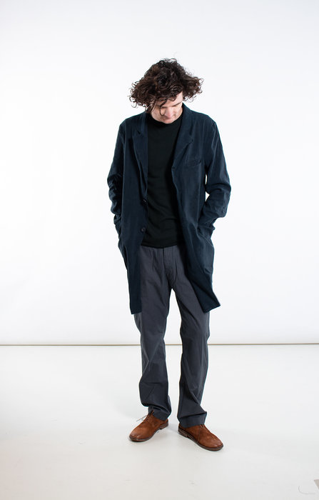 Hannes Roether Hannes Roether Coat / Tenant / Blue