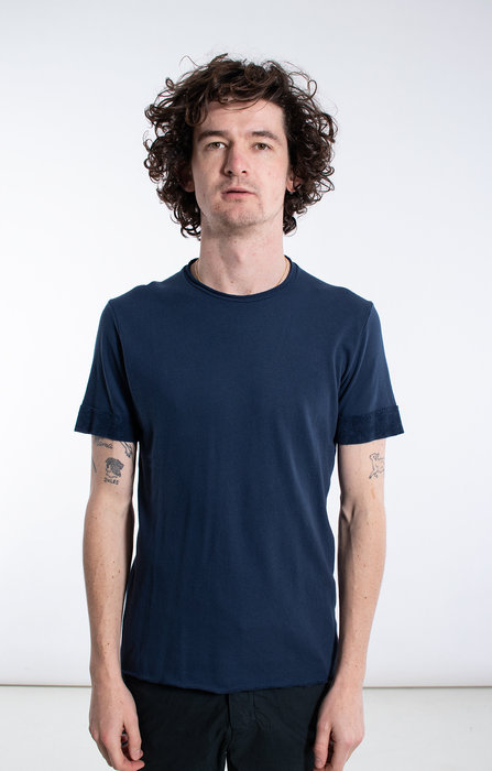 Hannes Roether Hannes Roether T-Shirt / Piaf / Blue
