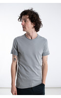 Hannes Roether T-Shirt / Piaf / Grey