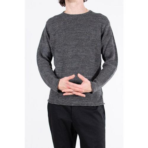 Inis Meain Inis Meáin Sweater / S1509 / Dark Grey