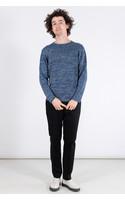 Inis Meáin Sweater / S1509 / Blue Melange