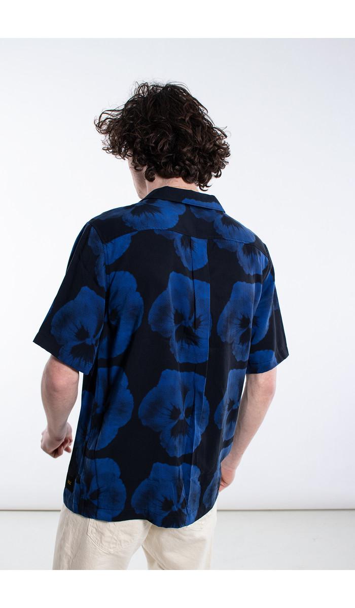 Tiger of Sweden Tiger of Sweden Overhemd / Calumn P / Blauw