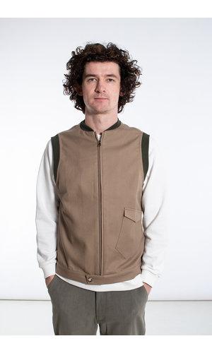 Yoost Yoost Vest / Sleeveless / Ecru