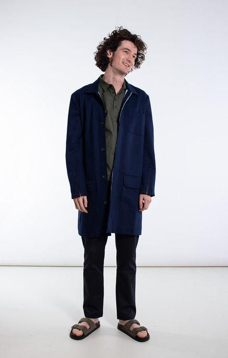 Yoost Yoost Coat / Pythia / Blue