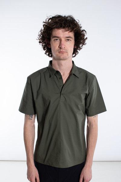 Yoost Yoost Overhemd / Poloshirt / Groen