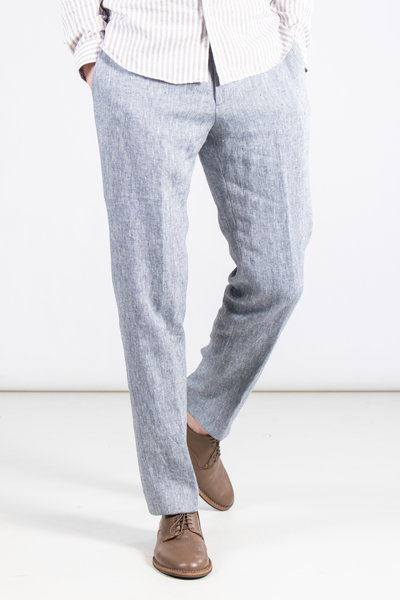 British House British House Trousers / Kenny / Blue