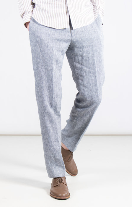 British House Trousers / Kenny / Blue