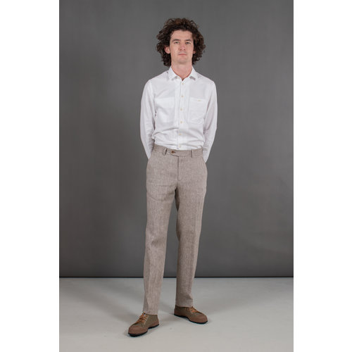 British House British House Trousers / Kenny / Brown