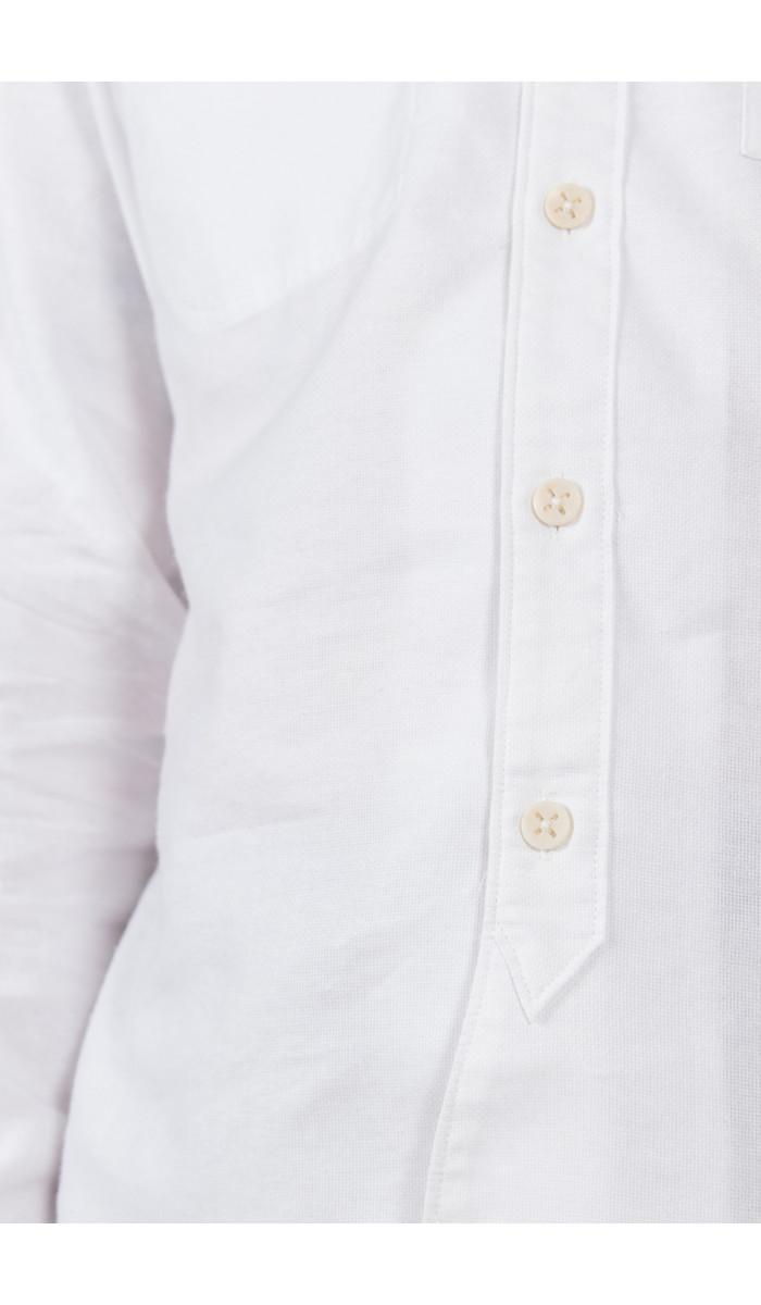 Delikatessen Delikatessen Shirt / Farmer Shirt / White