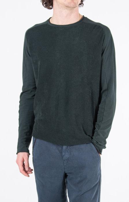 Hannes Roether Hannes Roether T-Shirt / Panda / Groen