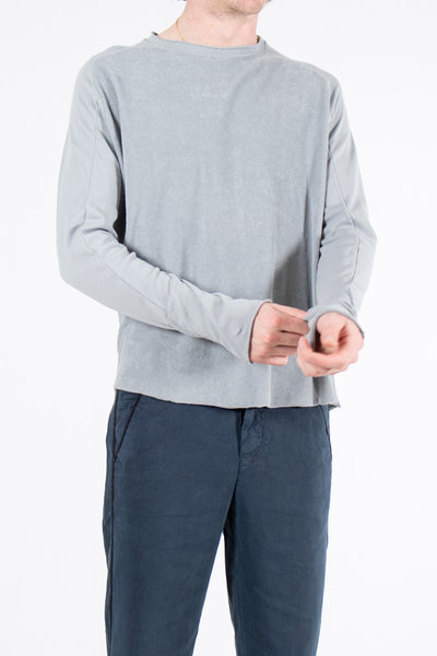 Hannes Roether Hannes Roether T-Shirt / Panda / Lichtgrijs
