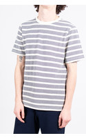 Homecore T-Shirt / Rudy All Over / Grey stripes