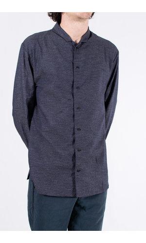 Hannes Roether Hannes Roether Overhemd / Earl / Grijs