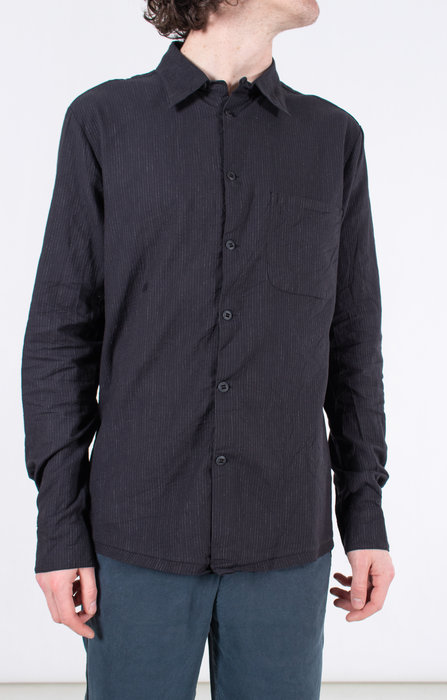 Hannes Roether Hannes Roether Shirt / Konzess / Black