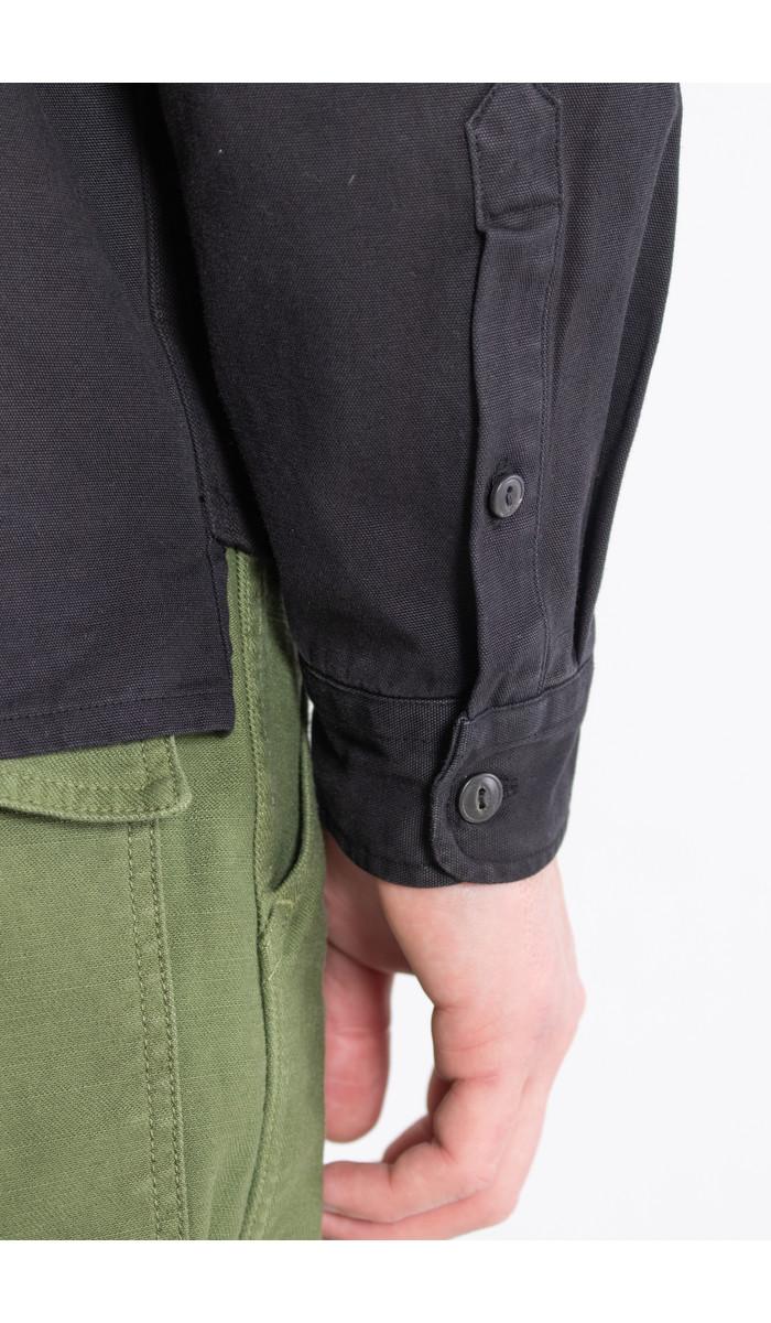 Homecore Homecore Jacket / Isato Shirt / Black