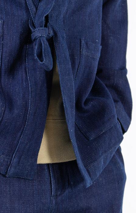 Universal Works Universal Works Jacket / Front Jacket / Indigo