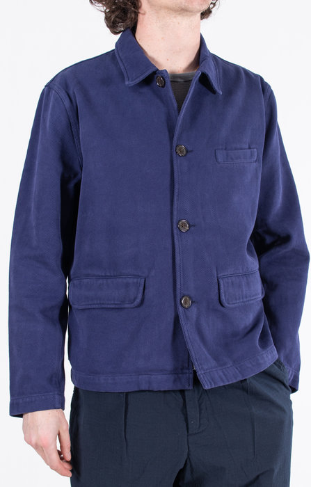 Universal Works Universal Works Jacket / Warmus Jacket / Navy