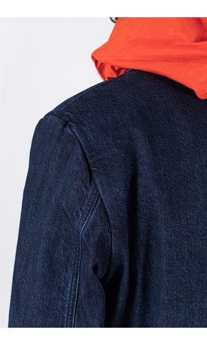 Universal Works Universal Works Jack / Three Button Jacket / Indigo