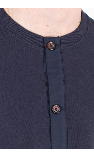 Universal Works Universal Works Vest / Button Front / Navy
