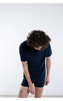 Organic Basics T-shirt / Organic Cotton / Navy
