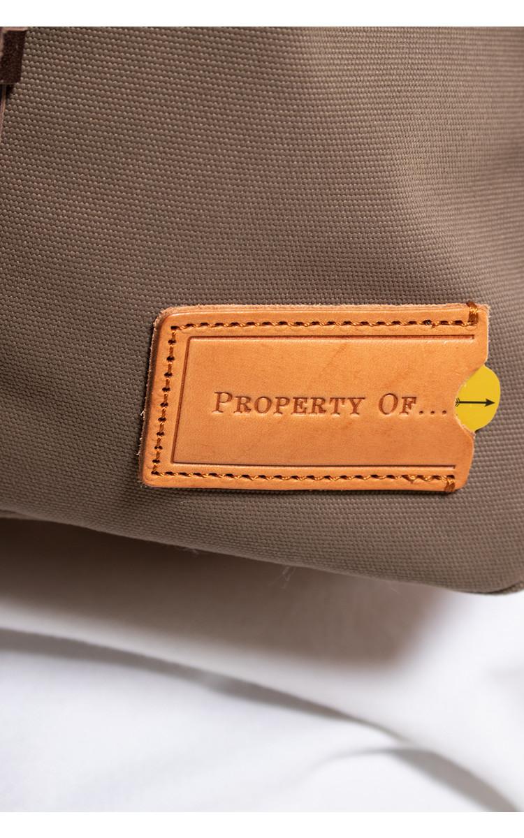 Property of.. Property Of... Rugzak / Charlie 12h / Olijfgroen