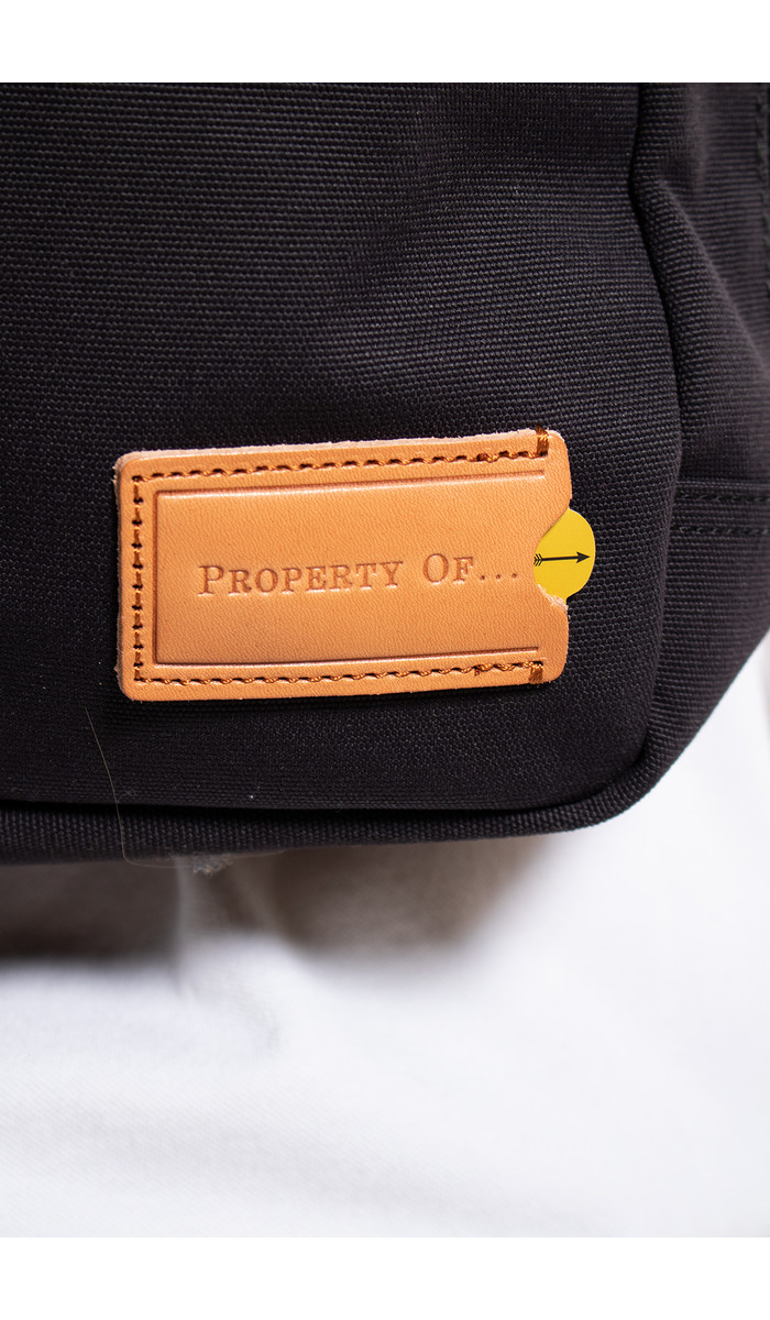 Property of.. Property Of... Rugzak / Charlie 12h / Zwart