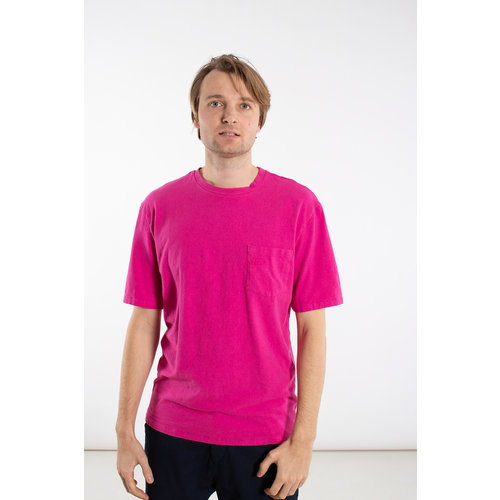 Fox Haus Fox Haus T-shirt / Petunia Tee / Pink