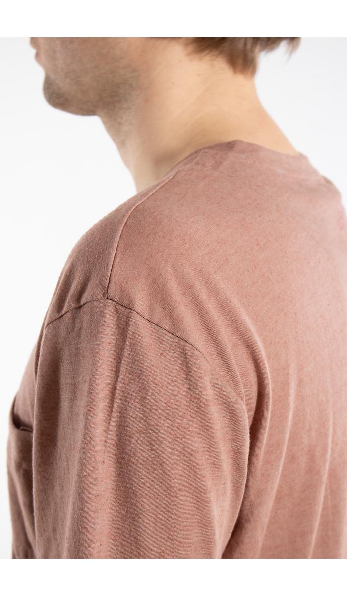 Fox Haus Fox Haus T-shirt / Baracoa Blush / Dusky Pink
