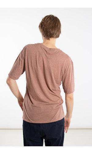Fox Haus Fox Haus T-shirt / Baracoa Blush / Oudroze