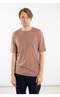 Fox Haus T-shirt / Baracoa Blush / Oudroze