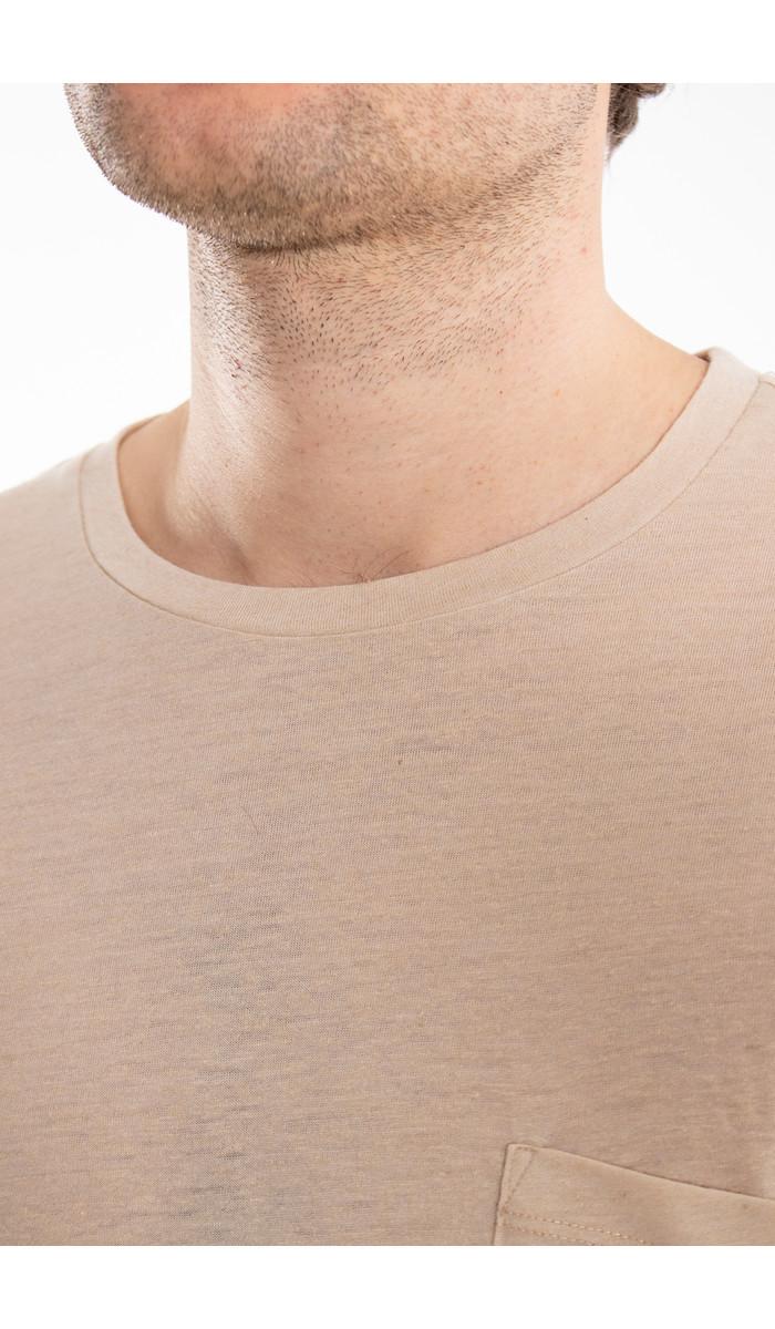 Fox Haus Fox Haus T-shirt / Malecon / Beige