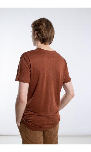 Delikatessen Delikatessen T-Shirt / Rusty / Rust