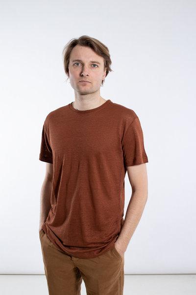 Delikatessen Delikatessen T-Shirt / Rusty / Roest