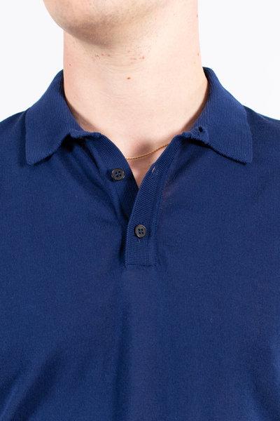 Roberto Collina Roberto Collina Polo Shirt / RC10024 / Blue
