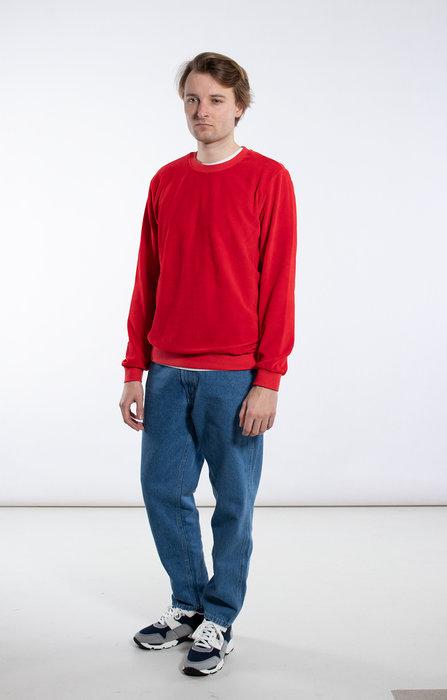 Homecore Homecore Sweater / Bwa Sweat / Red