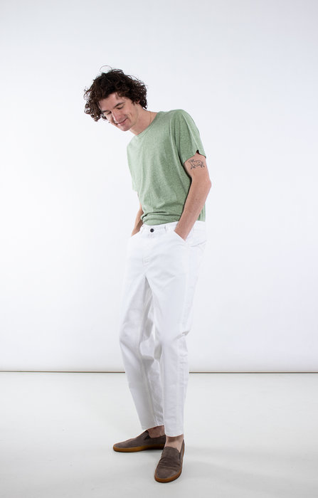 Homecore Homecore Trousers / Jabali Twill / White