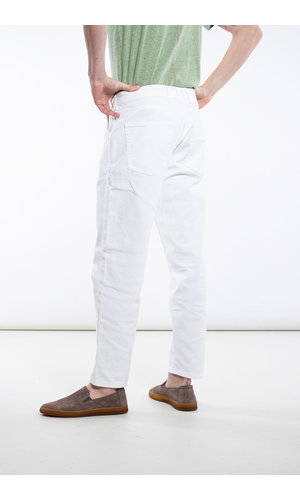 Homecore Homecore Broek / Jabali Twill / Wit
