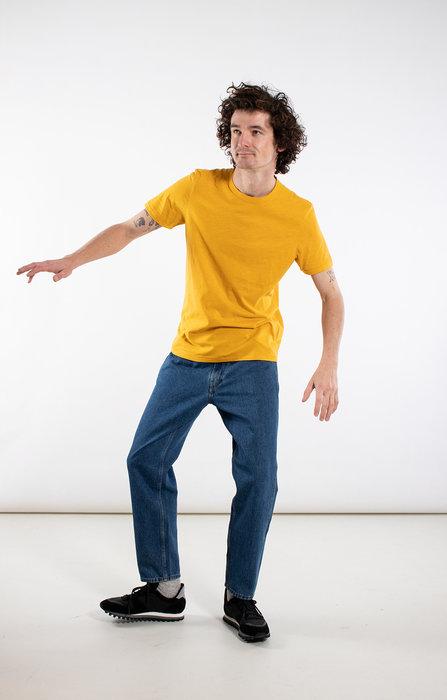 Homecore Homecore T-shirt / Rodger / Yellow