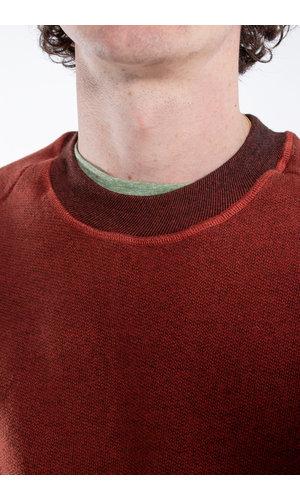 Homecore Homecore Sweater / Terry Sweat / Brick