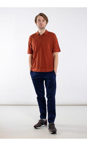 John Smedley John Smedley Polo / Forestry / Oranje