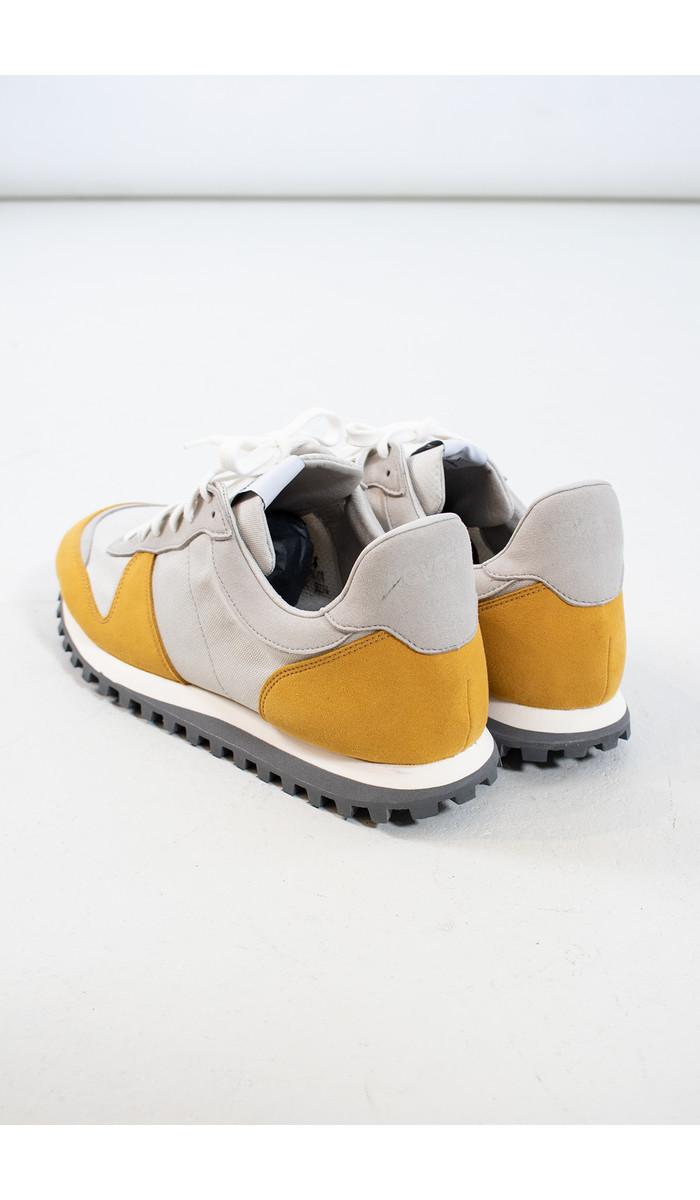 Novesta Novesta Sneaker / Marathon Vegan / Geel