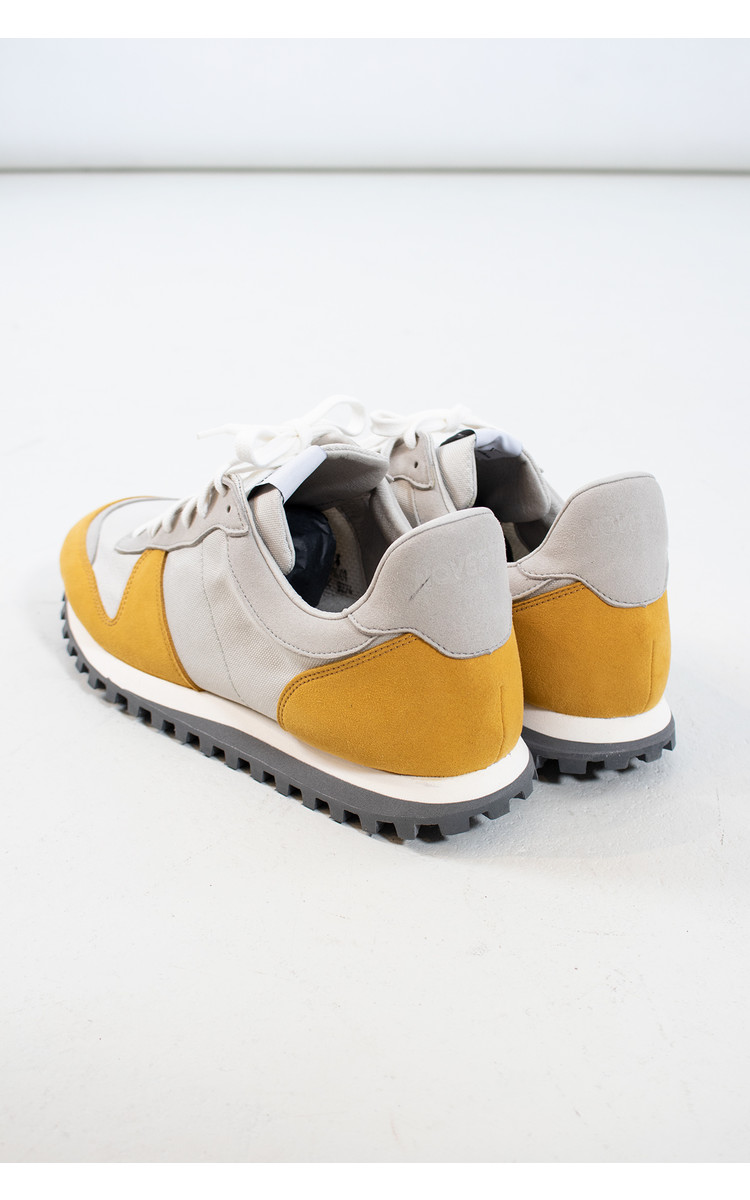 Novesta Novesta Sneaker / Marathon Vegan / Yellow