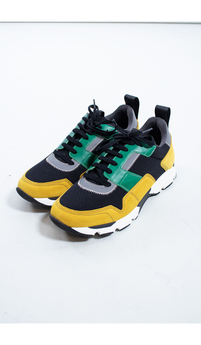 Marni Marni Sneaker / SNZU005002 / Yellow