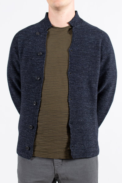 Hannes Roether Hannes Roether Vest / Nelson / Blue
