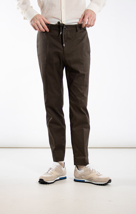 Mauro Grifoni Mauro Grifoni Trousers / GG140011.40 / Green