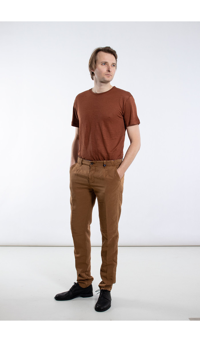 Myths Myths Trousers / 20M09L 80 / Brown