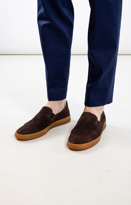 Officine Creative Officine Creative Loafer / Key / Chocolade