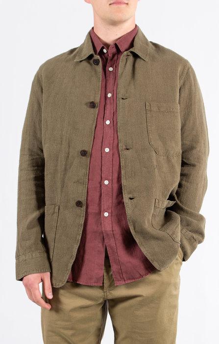 Portuguese Flannel Portuguese Flannel Jacket / Labura / Green