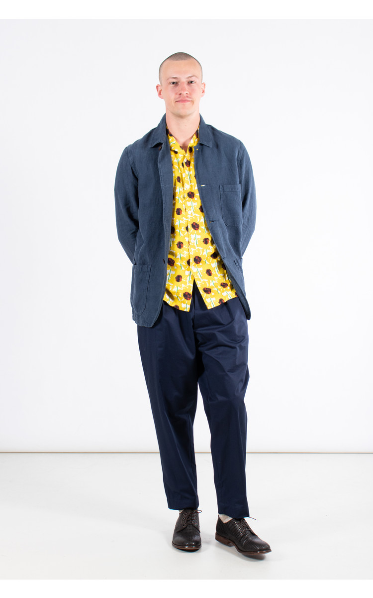 Portuguese Flannel Portuguese Flannel Jacket / Labura / Navy
